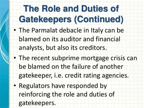 Can I Be An Auditor With An Mba In Accounting by Mba1034 Cg Ethics Week 7 Government Regulations