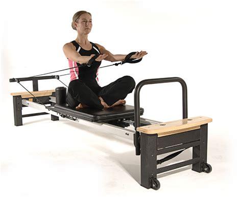 Pilates Table by Stamina Aeropilates Pro Xp 556 Home Pilates Reformer With