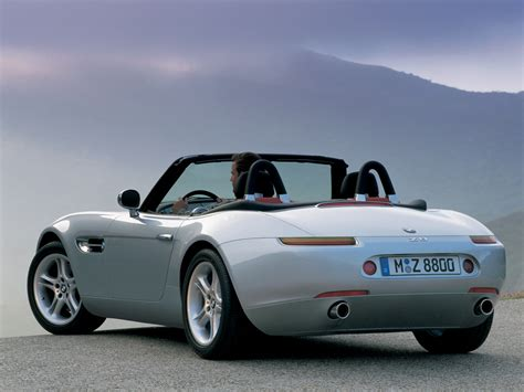 Bmw 507 Interior Bmw Z8 History Of Model Photo Gallery And List Of