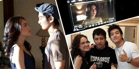 film horor terbaru shandy aulia mengintip shandy aulia di pembuatan film horor rumah