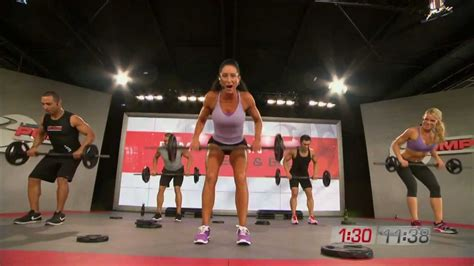 les mills exclusive at home fitness program