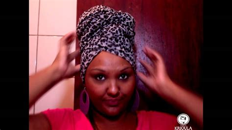 tutorial turbante africano tutorial turbantes by boutique de krioula youtube