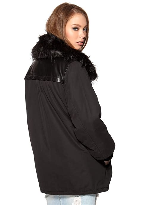 jakker c 1 30 42 jofama evy jacket 00 black bubbleroom
