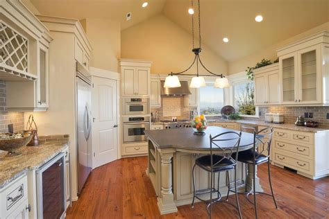 Kitchen Cabinets Vaulted Ceiling Decorating Above Kitchen Cabinets With Vaulted Ceiling Home Design Ideas