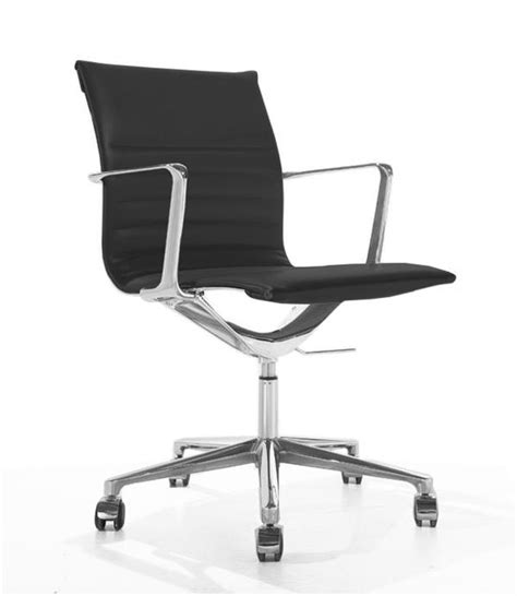 archer low back office chair mid century classic office
