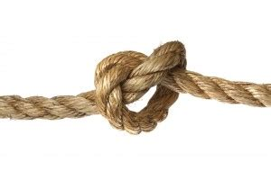 String Knotting - 5 basic knots that everyone should survivalkit