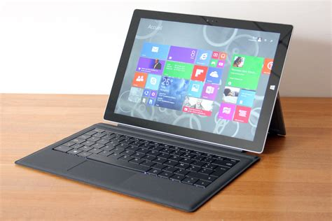 notre test de la surface pro 3 tablette windows 8 1 de microsoft
