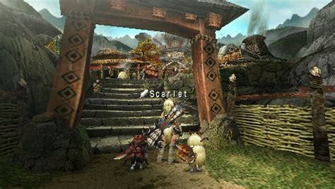 emuparadise monster hunter monster hunter portable 3rd japan iso