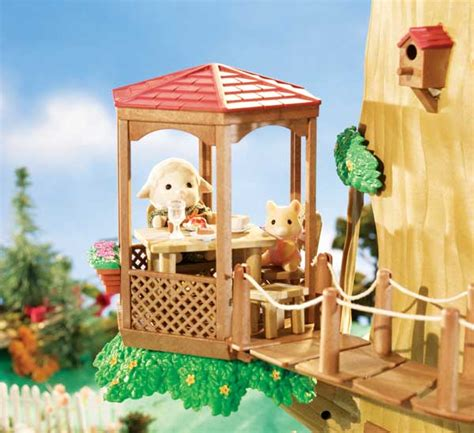 calico critters tree house calico critters country tree house best action toy figures