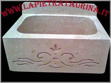 lavelli da esterni lavelli in pietra lavelli da incasso lavabo per esterno