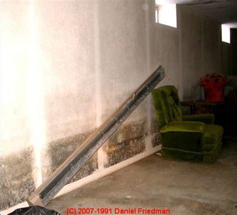 flood proof basement rooms