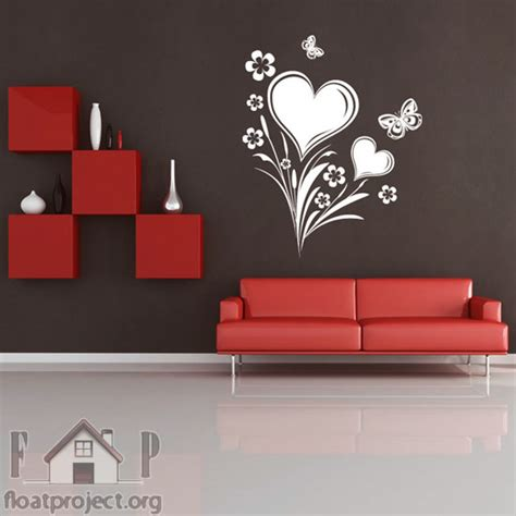 cool wall sticker contemporary wall home designs project