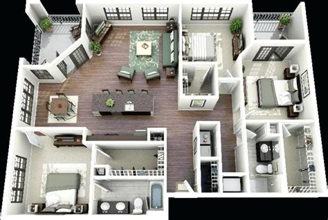 best 3d home design free contemporary interior