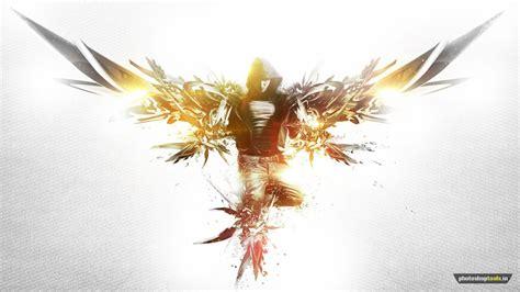 Dancow Verio the archangel of hd desktop wallpaper widescreen