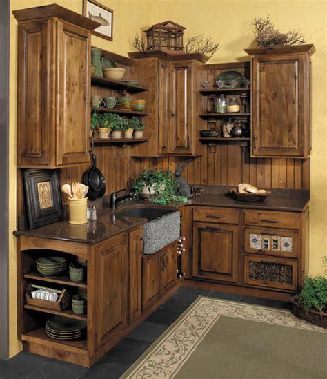 butterscotch glazed kitchen cabinets rta starmark cabinetry kitchen in rustic alder in butterscotch