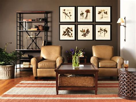 masculine living room ideas brown masculine living room with leather accents office