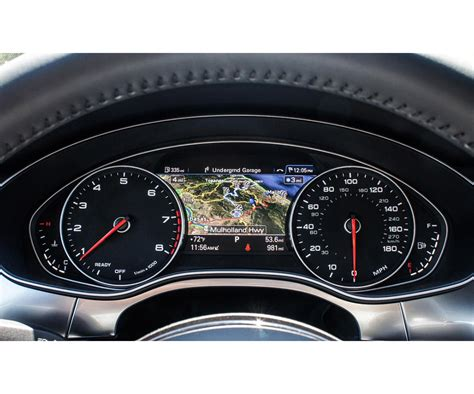 audi dashboard 2017 audi a6 car review interior release date