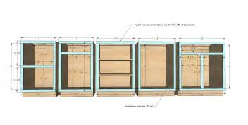 Face frame kitchen cabinet plan related images