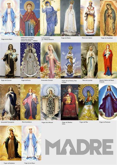imagenes de virgenes catolicas y sus nombres 20 v 237 rgenes sobre la virgen proyecto madre por red and