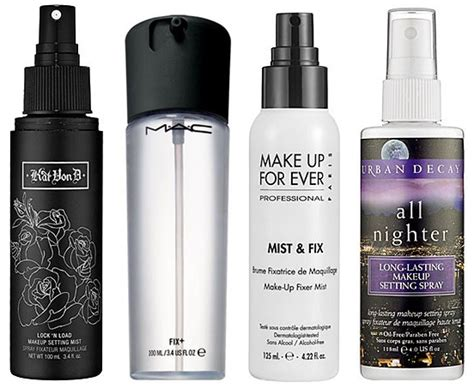Makeup Spray what is a makeup fixing spray indian makeup and tips eye makeup