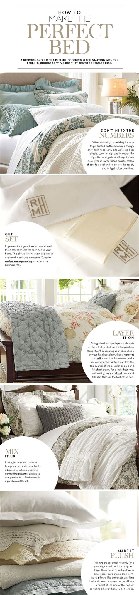 how to make the perfect bed how to make the perfect bed pottery barn home decor and design