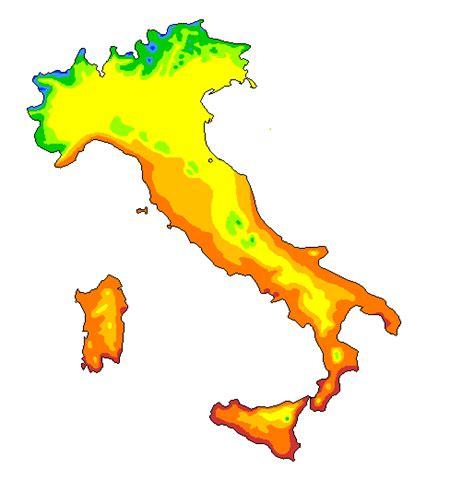 azioni d italia clima italia il clima il clima