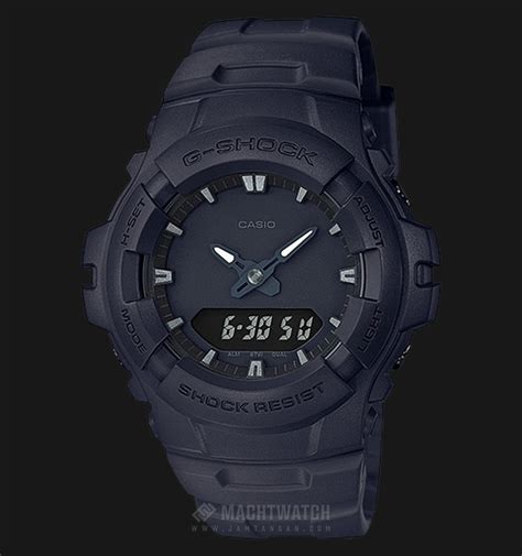 Jam Tangan G Shock G8900 Black casio g shock g 100bb 1adr water resistance 200m black