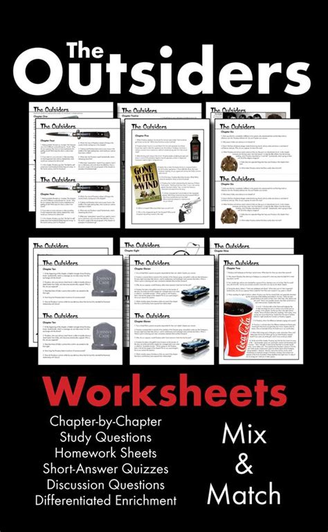 themes of the outsiders sparknotes the outsiders themes motifs symbols pinterest