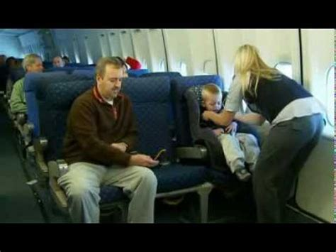 booster seat for 2 year on plane installing a child restraint system crs on an airplane