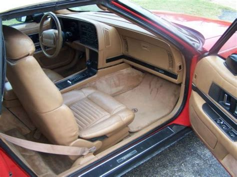 buy car manuals 1991 buick reatta interior lighting find used 1990 buick reatta base convertible 2 door 3 8l in hardy arkansas united states