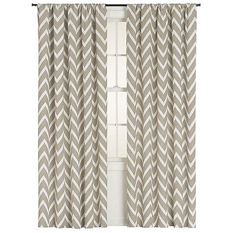 zig zag drapes teramo curtain panels
