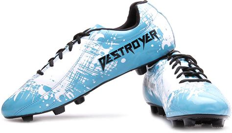 nivia football shoes flipkart nivia destroyer argentina football studs buy sky blue