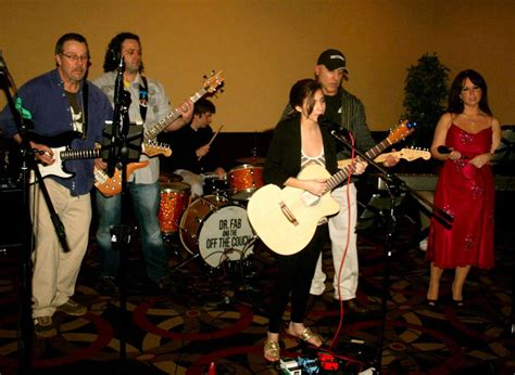 Dr Fab Off The Couch Band With Taylor Fernandez