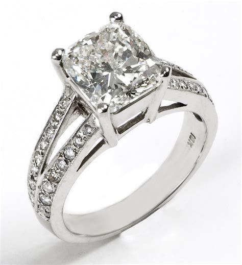 top 15 designs of princess cut engagement rings ring