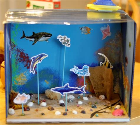 printable diorama animals 25 best ideas about ocean diorama on pinterest dioramas