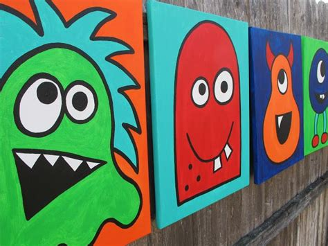 cool painting ideas on canvas cool art projects for kids at home and school kid