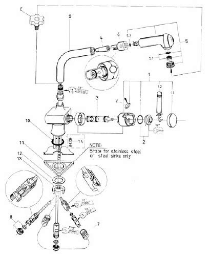 grohe ladylux parts diagram order replacement parts for grohe 33790 ladylux plus pull