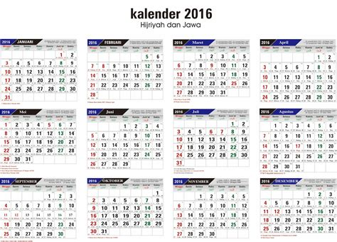 Juni Kalender 2016 Kalender 2016 Lengkap Terbarutau
