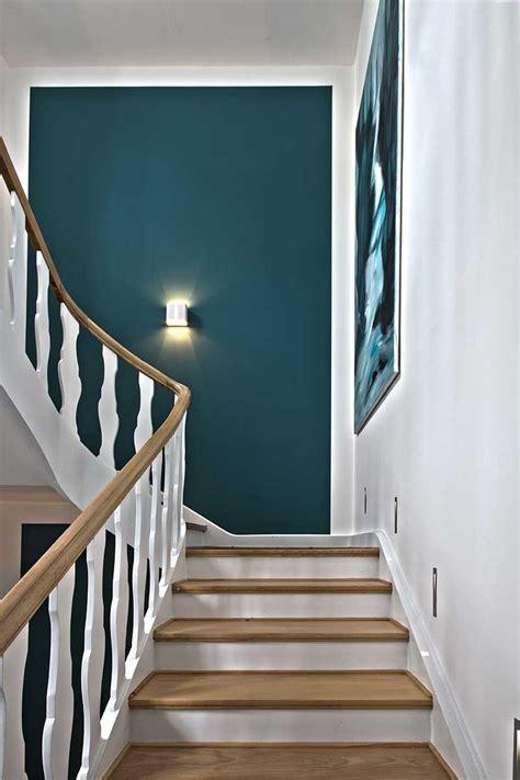 treppenflur farblich gestalten vorher nachher umgestaltung eines treppenhauses in krefeld