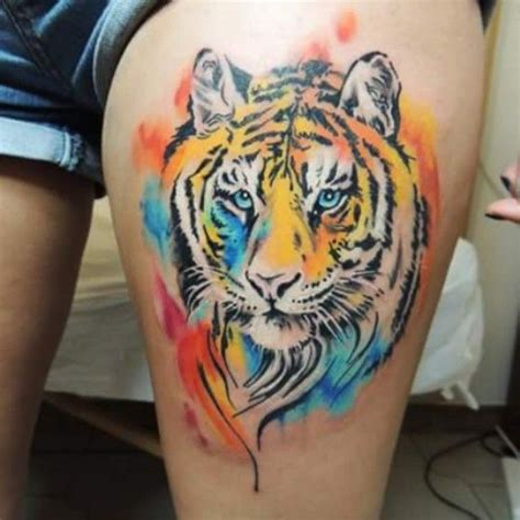 watercolor tattoos tiger 2746 best images about inkspiration on