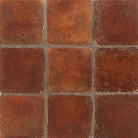 Spanish For Floor by Spanish Handmade Terracotta Tile Mediterranean Wall