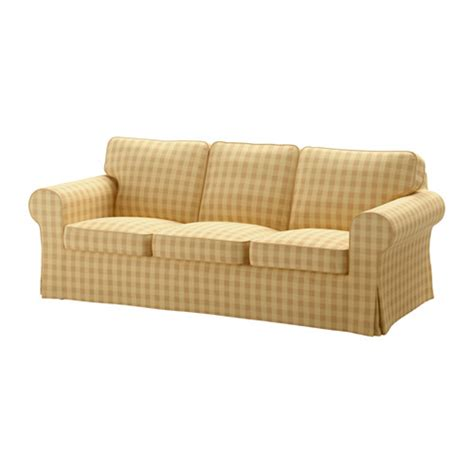 ikea ektorp sofa assembly ektorp three seat sofa skaftarp yellow ikea