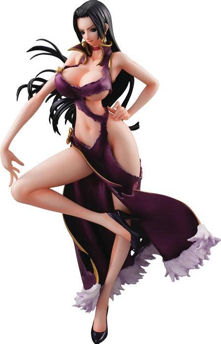 Pop Pop Boa Hancock Ver Purple One 18 Pvc Figure one pop boa hancock pvc fig ltd ed 3d2y ver c 1 1