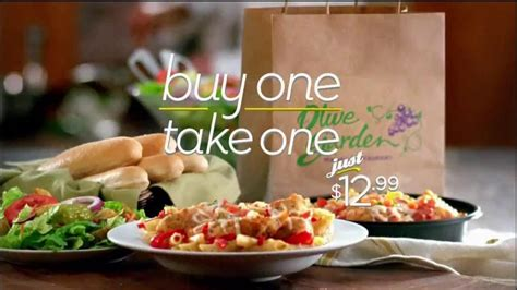 How To Get A Sold Out Olive Garden Never Ending Pasta Pass Today Olive Garden Buy One Take One Home Meals For 12 99