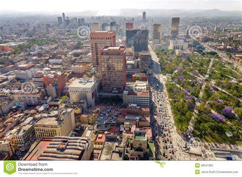 recaudanet ciudad de mxico paisaje urbano de ciudad de m 233 xico fotos de archivo