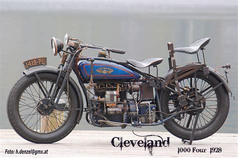 1000ccm Motorrad by Cleveland 1000ccm Four 1928 Benzinradl N