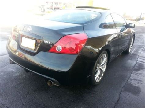 nissan altima 2 door sport purchase used 2008 nissan altima s coupe 2 door sport