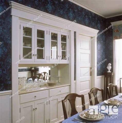 storage  built  china cabinet  buffet   restored