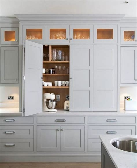 how tall are kitchen cabinets 25 best ideas about tall kitchen cabinets on pinterest