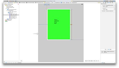 auto layout resize height ios how to resize subviews height according to the